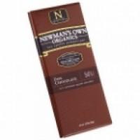 Newman's Own Super Dark Chocolate Bar (12x3.25 Oz)
