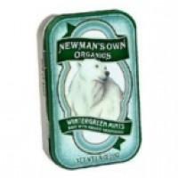 Newman's Own Wintergreen Mints (6x1.76 Oz)