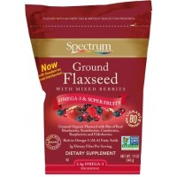 Spectrum Ground Flax With Berries ( 1x12 Oz)