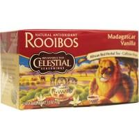Celestial Seasoning Madagascar Vanilla Red Herb Tea (6x20 bag)