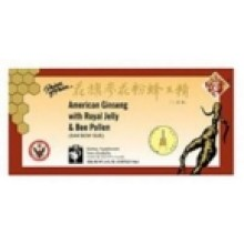 Prince Of Peace American Ginseng Royal Jelly With Bee (1x10X10 CC)