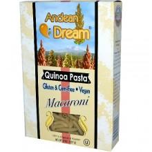 Andean Dream Macaroni Quinoa Pasta Gluten Free (12x8 Oz)