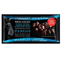 Pascha Choc Chips,SemiSweet,55% Cacao (6x8.8 OZ)