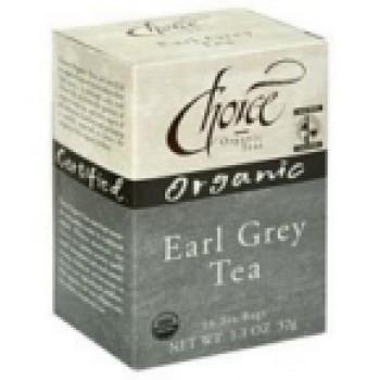 Choice Organic Teas Earl Grey Tea (6x16 Bag)