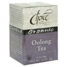 Choice Organic Teas Oolong Tea (6x16 Bag)