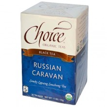 Choice Organic Teas Russian Caravan Tea (6x16 Bag)