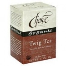 Choice Organic Teas Twig Tea (6x16 Bag)