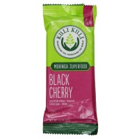 Kuli Kuli Bar, Black Cherry, GF (12x1.6 OZ)