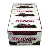 Xylichew Black Licorice, Display (24x12 PC)