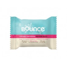 Bounce CoconutxMacadamia Protein Bliss (12x1.41 OZ)