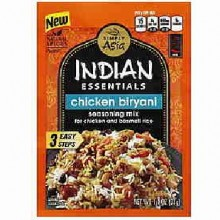 Simply Asia Chicken Biryani (12x1.1 OZ)