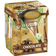 Pacific Natural Hazelnut Chocolate Non Dairy Beverage (12x32 Oz)