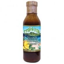 Organicville Island Teriyaki Sauce (6x13.5 Oz)
