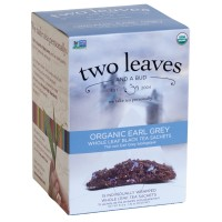 Two Leaves & A Bud Earl Grey Tea (6x15 Bag)