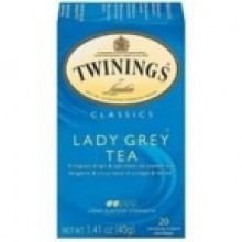 Twinings Lady Grey Tea (6x20 Bag)