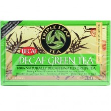 Triple Leaf Tea Decaf Green Tea (6x20 Bag)