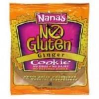 Nana's Cookies Ginger Cookie Gluten Free (12x3.5 Oz)