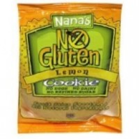 Nana's Cookies Lemon Cookie Gluten Free (12x3.5 Oz)