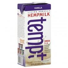 Living Harvest Vanilla Hempmilk (12x32 Oz)