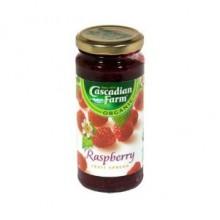 Cascadian Farms Raspberry Fruit Spread (6x10 Oz)