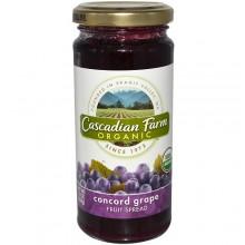 Cascadian Farms Grape Fruit Spread (6x10 Oz)