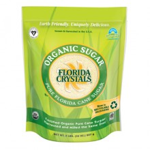 Florida Crystals Cane Sugar Poly Bag ( 6x2 LB)