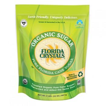 Florida Crystals Cane Sugar Poly Bag ( 6x2 LB)