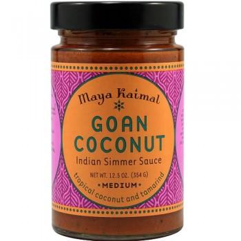 Maya Kaimal Goan Coconut Curry (6x12.5 OZ)