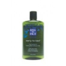 Kiss My Face Early to Bed Moist Bath (1x16 Oz)