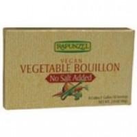 Rapunzel Vegetable Bouillon No Salt (12x2.4 Oz)