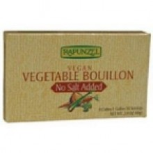 Rapunzel Vegetable Bouillon No Salt (12x2.4 Oz)