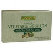 Rapunzel Vegetable Bouillon With Herbs (12x3.10 Oz)