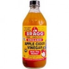 Bragg Rtd Apple Cider Vin/Hone (12x16 Oz)