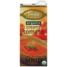 Pacific Natural Creamy Tomato Soup (12x32 Oz)