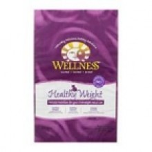 Wellness Healthy Weight Dry Cat Food (6x40 Oz)