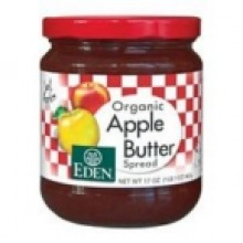 Eden Foods Apple Butter (12x17 Oz)