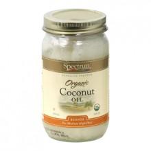 Spectrum Naturals Refined Coconut Oil ( 12x14 Oz)