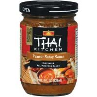 Thai Kitchen Peanut Satay Sauce (12x8 Oz)