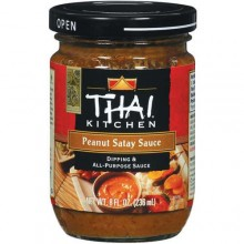 Thai Kitchen Peanut Satay Sauce (12x8 Oz)