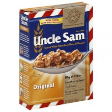 Uncle Sam Cereal Uncle Sam Cereal (12x10 Oz)