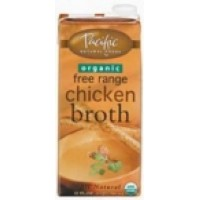 Pacific Natural Chicken Broth (12x32 Oz)