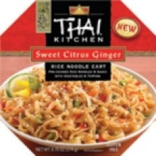 Thai Kitchen Sweet Citrus G Rice Noodle Gluten Free (6x9.7 Oz)