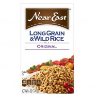 Near East Long Grain & Wild Rice (12x6 Oz)