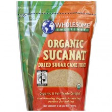 Wholesome Sweetners Sucanat ( 12x1 LB)