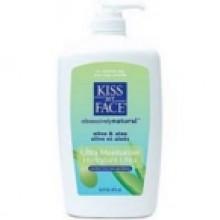 Kiss My Face Olive & Aloe Moist Soap (1x9 Oz)