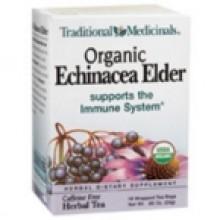 Traditional Medicinals Echinacea Elder Tea (6x16 Bag)
