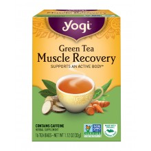 Yogi Active Body Green Tea (6x16 Bag)