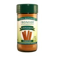Frontier Herb Ground Cinnamon Ceyln Fair Trade (1x1.76 Oz)