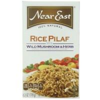 Near East Wild Mushroom & Herb Pilaf (12x6.3 Oz)
