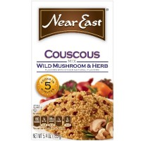 Near East Wild Mushroom & Herb Couscous (12x5.4 Oz)